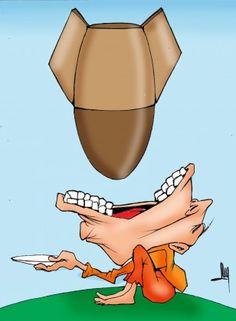 Médio Oriente | Humor Político