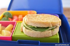 lunch boxes, homemad french, lunch recipes, french bread, healthy kids