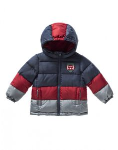 United Colors of Benetton - Multicolored Padded Jacket