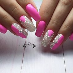 The ideas on which you fall! Stunning manicure for extravagant women. Nail Art Designs, Falling Down, Nail Trends, Eyeliner, Blog, Manicures, Nail Arts, Gorgeous Nails, Gel Nail