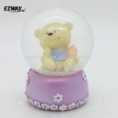 polyrersin huwelijksgunsten geschenken paars kristal snow globe-afbeelding-hars ambachten-product-ID:60153892130-dutch.alibaba.com