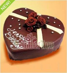Order delicious cake online in China that delivered to their door next day. Chocolate-cake, Cheesecake & more. Online cake delivery - Order Now! Chocolate Cake Designs, Chocolate Truffle Cake, Chocolate Treats, Delicious Chocolate, Chocolate Cakes, Healthy Chocolate, Online Birthday Cake, Birthday Cake Delivery, Birthday Cakes