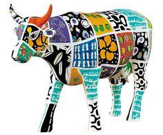 Cowcado de Impanema Cowparade Spain – CowParade® España