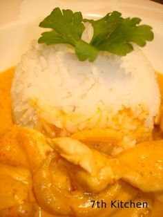 7th Kitchen ~Everyday Food Blog~: Easy Thai Yellow Curry using Thai Curry Paste
