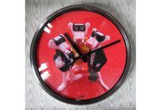 Pink Panthers Clock, so eighties! Pink Panthers, Clock, Deco, Design, Products, Watch, Decoration, Deko, Clocks