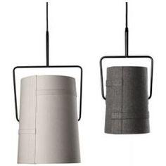 Fork Ceiling Light grey metal   lighting . Beleuchtung . luminaires   Design: Foscarini   Diesel  