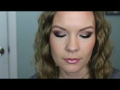 Cherry Truffle Chocolate Bar Palette Tutorial! - YouTube