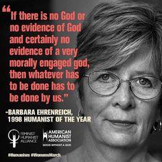 #womensmarch #humanism