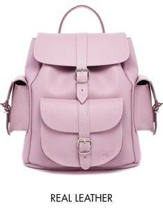Изображение 1 из Сиреневый рюкзак Grafea Hari