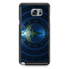 Queensryche Heavy Metal Bands TATUM-9029 Samsung Phonecase Cover Samsung Galaxy Note 2 Note 3 Note 4 Note 5 Note Edge