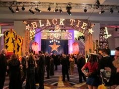 Planning an inaugural ball is an amazing experience ... many lessons learned, even after many years of professional event management experience