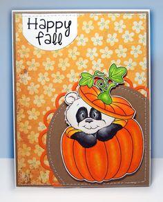 Pumpkin Peeps with Doodle Pantry