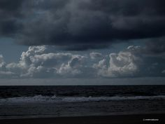 The element... #dark #sea #cloud