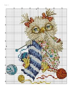 Most recent Totally Free Cross Stitch owl Suggestions Since I've been cross stitches due to the fact I'd been a girl I personally at times presume that anyone Cross Stitch Owl, Small Cross Stitch, Cross Stitch Pillow, Cross Stitch Animals, Cross Stitch Charts, Cross Stitch Designs, Cross Stitching, Cross Stitch Embroidery, Cross Stitch Patterns