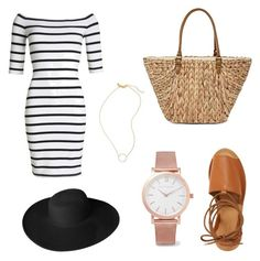 Bez tytułu #3 by anna-mikulska on Polyvore featuring polyvore, fashion, style, Superdry, Topshop, Straw Studios, Madewell, Larsson & Jennings, Dorfman Pacific and clothing