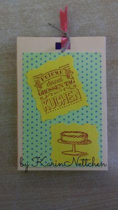 KarinNettchen: Tassenkuchenverpackung Nr. 2