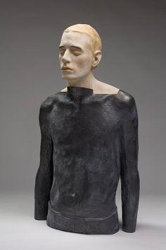 BRUNO WALPOTH, L'ARGENTINO: lead #sculpture. #bruno_walpoth