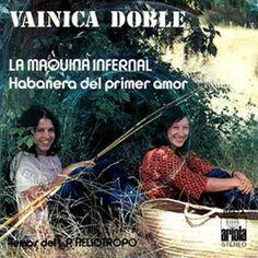 VAINICA DOBLE - La maquina infernal - Habanera del primer amor (single) http://www.woodyjagger.com/2015/10/vainica-doble-la-maquina-infernal.html