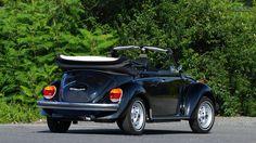1979 VW Super Beetle Epilogue Edition Sold at Mecum Auctions, Monterey Volkswagen Convertible, Beetle Convertible, Vw Cabrio, Vw Super Beetle, Volkswagen Bus, Vw Camper, Audi, Porsche 356, Vw Bugs