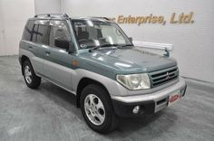 1999 Mitsubishi Pajero io ZR for Zimbabwe to Dar es salaam Pajero Io, Dar Es Salaam, Mitsubishi Pajero, Zimbabwe, My Ride, Used Cars, Japanese, Offroad, Vehicles