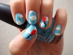 Back to School Nail Design | LUUUX