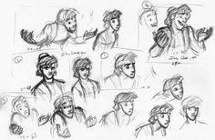 Aladdin - Concept Art - Disney