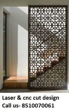 30x40 house front elevation designs image galleries for Door design steel jali