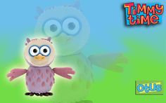 Timmy Time Owl...