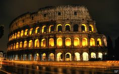 Rome Colosseum | Flavian Amphitheatre | Wallpapers