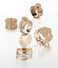 All that glitters is gold (and diamonds!), D'ORO by EFFY
