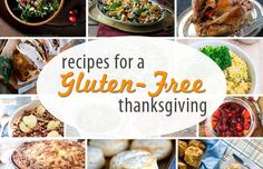 13 Recipes for a Gluten-Free Thanksgiving