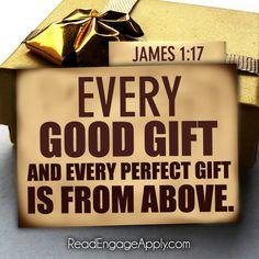 James 1:17 #Bible #Scripture