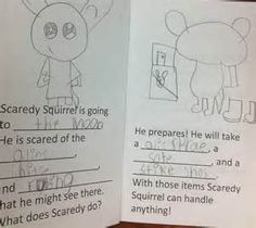 Scaredy Squirrel Activities - - Yahoo Image Search Results