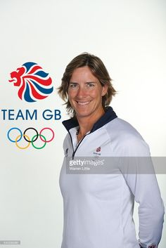 A portrait of Katherine Grainger a member of the Great Britain Olympic team…