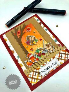Una delle card scelte nella sfida lanciata per il World Card Making Day 2019 nel nostro Gruppo FB. By Giulia Cioli Card Making, Challenges, Day, Cards, How To Make, Blog, Maps, Making Cards, Stamping