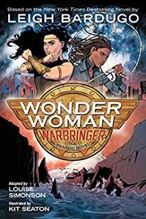 Wonder Woman: Warbringer (The Graphic Novel) – Paperback – (January New York Times, Meg Cabot, Tales Of Berseria, Diana, Dc Icons, Mysterious Girl, Leigh Bardugo, Wonder Woman, Marvel
