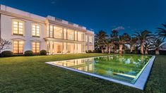 New Ultra Luxury Frontline Beach Villa, Marbella, Spain | 15.500.000€