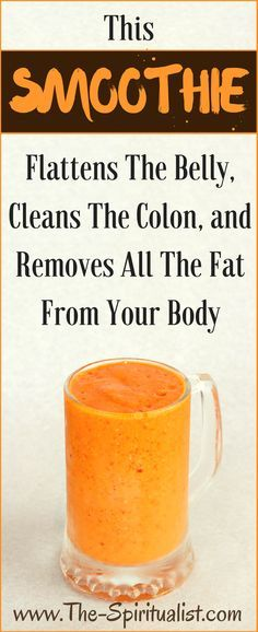 Smoothie, clean the colon and removes all the fat from your body. Drink morning time with Empty stomach