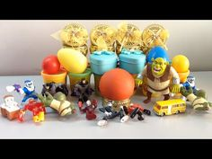 12 Play Doh | Disney Toys Review | Toys Review for Children | Batman Toy...