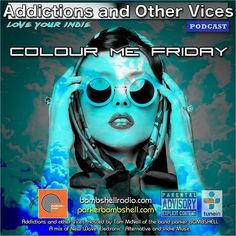 #today #newshow Addictions 296 #radio bombshellradio.com #alternative #indie Okay  so it is blazing #hot in this place but  that's not gonna stop me from doing the show . I'm going to crank this fan and pretend it's an ice cube. We have a great show new indie finds a few favourites Addictions Inbox #submissions a few surprises. This is Addictions and Other Vices 296 - Colour Me Friday I hope you enjoy. #bombshellradio #addictionspodcast #rock #synthpop  I'm melting... Bombshell Radio and…