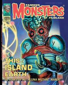 Famous Monsters of Filmland #277