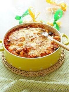 Tortellini with tomato Cookbook Recipes, Pasta Recipes, Cooking Recipes, Breakfast Recipes, Snack Recipes, Healthy Recipes, Food Network Recipes, Food Processor Recipes, Baked Pasta Dishes