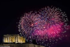 Happy New Year 2020 Around the World – Part 1 – Daily Mail New Years Eve Fireworks, Best Fireworks, Celebration Around The World, New Year Celebration, Happy New Year Everyone, Happy New Year 2020, New Year In Scotland, Edinburgh Hogmanay, New Year's Eve 2019