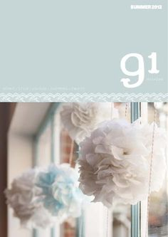 91 Magazine - Beautiful online mag for the vintage style and craft lover. Featuring Homes / Style / Vintage / Shopping / Crafts.