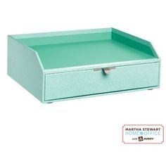 Martha Stewart Home Office Organizer, $17