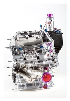 Porsche's LMP1 World Champion Winning Engine