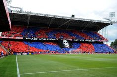Crystal Palace v Tottenham Hotspur #cpfc