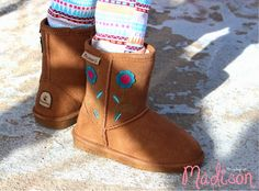 BEARPAW Shoes - Comfortable and Always in Style | Growing up Madison