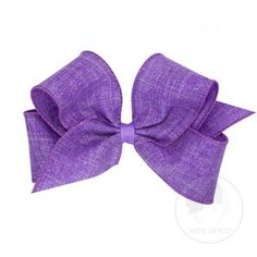 Let her sparkle with the glitter glam canvas bow! Shop NOW!