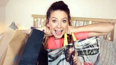 Huge Spring Clothing Haul | Zoella<<< not really beauty, but love her!